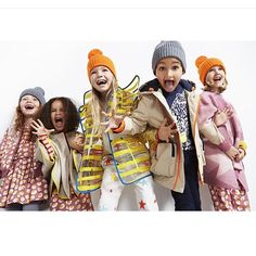 ❤️ the AW15 @stellamccartney Kids collection :)