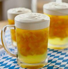"Sweet ""Beer"" with vanilla"