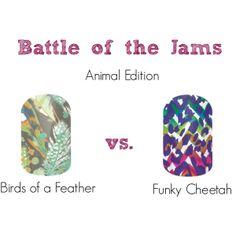 Battle of the Jams www.aimeedesantis23.jamberrynails.net