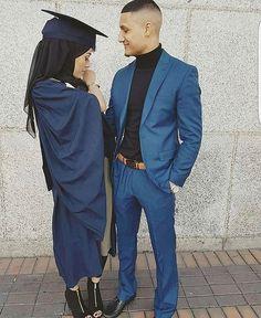 @Myst3ryGurl Cute Muslim Couples, Cute Couples, Hijab Chic, Ootd Hijab, Islam Marriage, Modele Hijab, Marriage Couple, Muslim Hijab, Young Couples