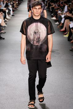 Givenchy - Spring 2013 Menswear - Look 17 of 66