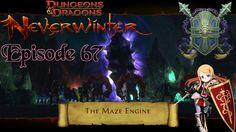 Chapter 1 In defense of Gauntlgrym - Neverwinter Xbox one Maze Engine ep...