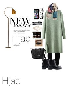 """Hijab"" by rabiasemx on Polyvore featuring River Island, Chicnova Fashion, A Peace Treaty, RED Valentino, Karl Lagerfeld, Lancôme, women's clothing, women, female and woman"