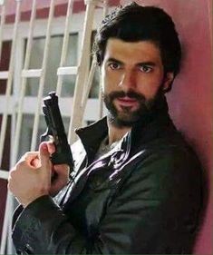 Engin Akyürek as Ömer in the Turkish TV series KARA PARA ASK, 2014-2015.