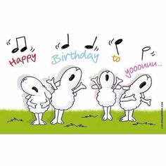 Happy Birthday to yooouuu... tjn #compartirvideos #videowhatsapp #imagenesdivertidas