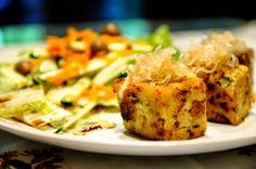 COCINAR PARA NUTRIR: Croquetas de mijo con seitán
