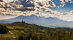 Photograph High Tatras (Vysoke Tatry) by Slavomir Jancisin on 500px