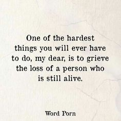 One of the hardest things.I swear the only free thing in this world is grief and you can get as much of that as you want Missing Someone Quotes, Life Quotes Love, Sad Quotes, Great Quotes, Words Quotes, Wise Words, Quotes To Live By, Inspirational Quotes, Sayings