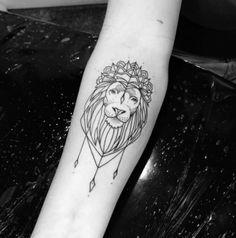 leao tattoo