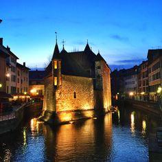 Annecy Vieille Ville à Annecy, Rhône-Alpes