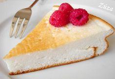 Görög joghurtos torta | NOSALTY Healthy Sweet Snacks, Healthy Sweets, Healthy Meals, Cake Recipes, Dessert Recipes, Hungarian Recipes, Hungarian Food, Dessert Drinks, Eat Dessert First