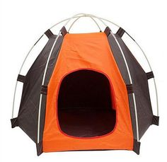 Crazystone's Pet Tent Outdoor Foldable and Portable Easy to Fix *** To view further for this item, visit the image link.