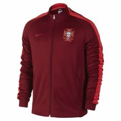 Nike Portugal Auth N98 Track Jacket - Team Red