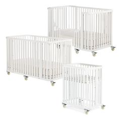 Argington BamBam complete set (0% formaldehyde emissions, 100% non-toxic and low VOC) - includes bassinet, crib and toddler conversion kits, $449.00