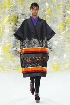 Delpozo - Fall/Winter 2016 - Look Fashion 2018, Fashion Show, Fashion Design, Fashion Dresses, High Fashion Looks, High Fashion Photography, Delpozo, Couture, Mixing Prints