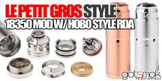 Le Petit Gros Style Mod $12.70 | GOTSMOK.COM