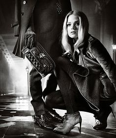 love the shoes :  Burberry