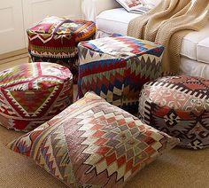 Carpet Fashion | Wearing Antique Rugs | Nazmiyal Blog