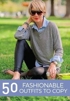 Here are so many fashionable outfits for style inspiration!