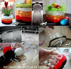 Top 17 Of The Most Insanely Genius Tutorials For Reusing Plastic Bottles
