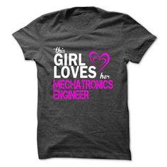 This girl love her MECHATRONICS ENGINEER