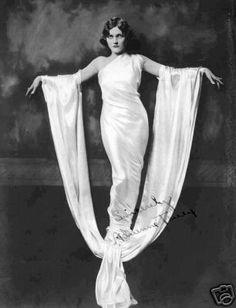 Ziegfeld Girl Adrienne Ames