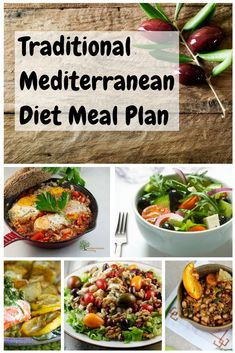 See what people in the Mediterranean ACTUALLY eat. #mediterraneandiet #mediterraneandietplan #mealplan