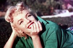 Marilyn Monroe – Platinum Blonde