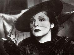 Film Noir Photos: Outlandish Hats: Zarah Leander