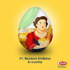 La pasta all'uovo è un capolavoro inimitabile, solo le grandi maestre ne sanno fare un'arte!