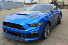 2015 Roush Mustang RS2
