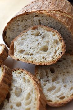 Cooking Bread, Bread Baking, Bread Recipes, Baking Recipes, Czech Recipes, Vegan Bread, Sourdough Bread, Savoury Dishes, No Cook Meals