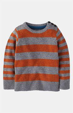 Chunky Jumper 21525 Knitwear at Boden Knitting For Kids, Baby Knitting, Crochet Baby, Toddler Boy Outfits, Kids Outfits, Mini Boden, Baby Sweaters, Knitting Designs, Boy Fashion