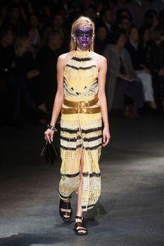 Givenchy Spring 2014: The Tribe Has Spoken | POPSUGAR Fashion UK