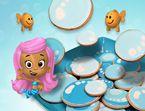 Bubble Guppies Bubble Cookies. Sooo cute!!