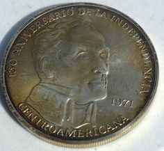 1971 PANAMA 20 BALBOAS-UNCIRCULATED-.925 SILVER-KM 29-FREE USA SHIP-BIG SILVER!