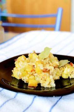 Orez cu cartofi in stil indian