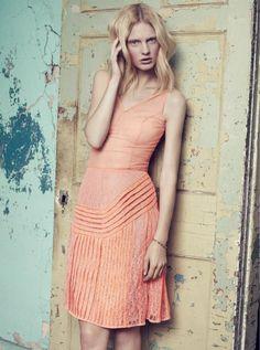 Patricia van der Vliet by Lachlan Bailey for Vogue Nippon