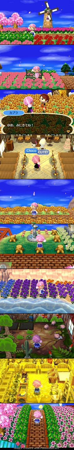 The dreamy town of Turnip. Dream Code: 1800-0385-2201 ..... *Visited 9/11/14 gorgeous Town . -Sinaminika