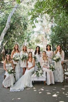 boho's best bits - best wedding inspirations