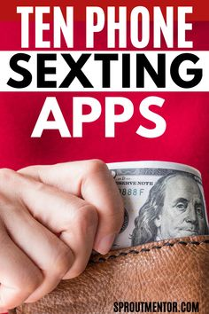Here are phone sexting companies you can use to make money online during your spare time. In these sexting jobs you will be paid to chat and sext with lonely guys. You can even do this work from home job from anywhere. #sexting #sextingjobs #sext #getpaidtochat #makemoneyonline #onlinejobs #workfromhomejobs #sidejobs