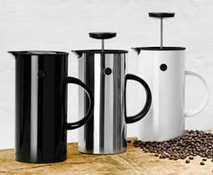 365 Objects Of Design #8: Stelton Coffee Press - Mad About The House
