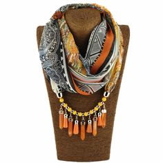 Spring Autumn Lady All Match 170*47cm Women 2017 New Fashion Euro Design Classical Brand Printed Shawl Scarves Luxury Necklace