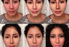 plastas maquillaje