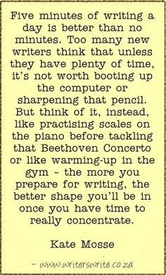 """Kate Mosse 