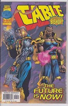 Cable #41 Marvel Comics 1993 Vol. 1 series Deadpool Movie X-men Bishop