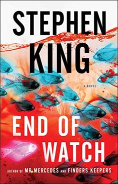 Stephen King brings the Hodges trilogy to a sublimely terrifying conclusion, combining the detective fiction of Mr. Mercedes and Finders Keepers with the heart-pounding, supernatural suspense that has been his bestselling trademark. Stephen Kings, Stephen King Books, Books 2016, New Books, Good Books, Books To Read, Mystery Thriller, Thriller Books, Book Lists