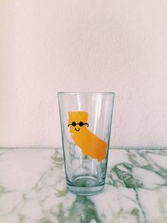 a9e8757dc999 Coolifornia Drinking Glass Drinking Glass