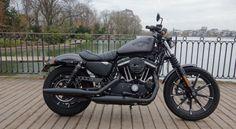 Harley Davidson Sportster Iron 883 : Noir désir - Essai vidéo - Automoto, magazine auto