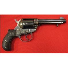 Colt double action lightning, a favorite of Billy the Kid